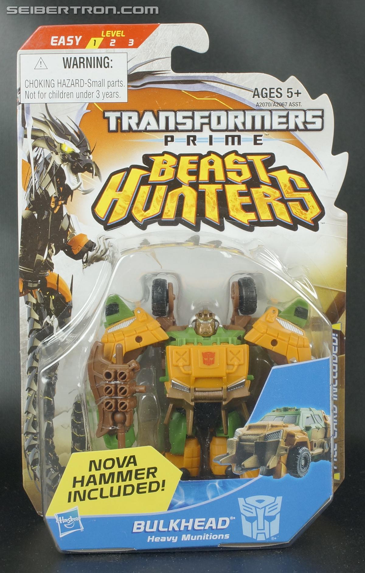 Transformers Prime Beast Hunters Cyberverse Bulkhead (Image #1 of 112)