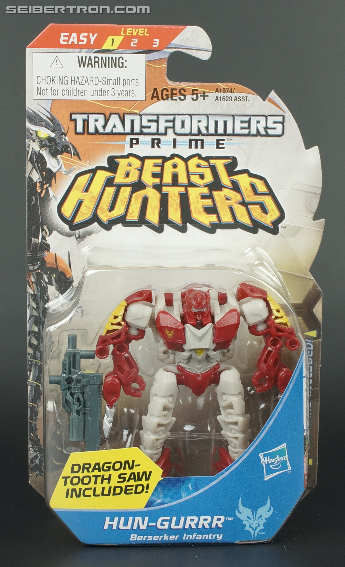 Transformers Prime Beast Hunters Cyberverse Hun-Gurrr (Image #1 of 115)