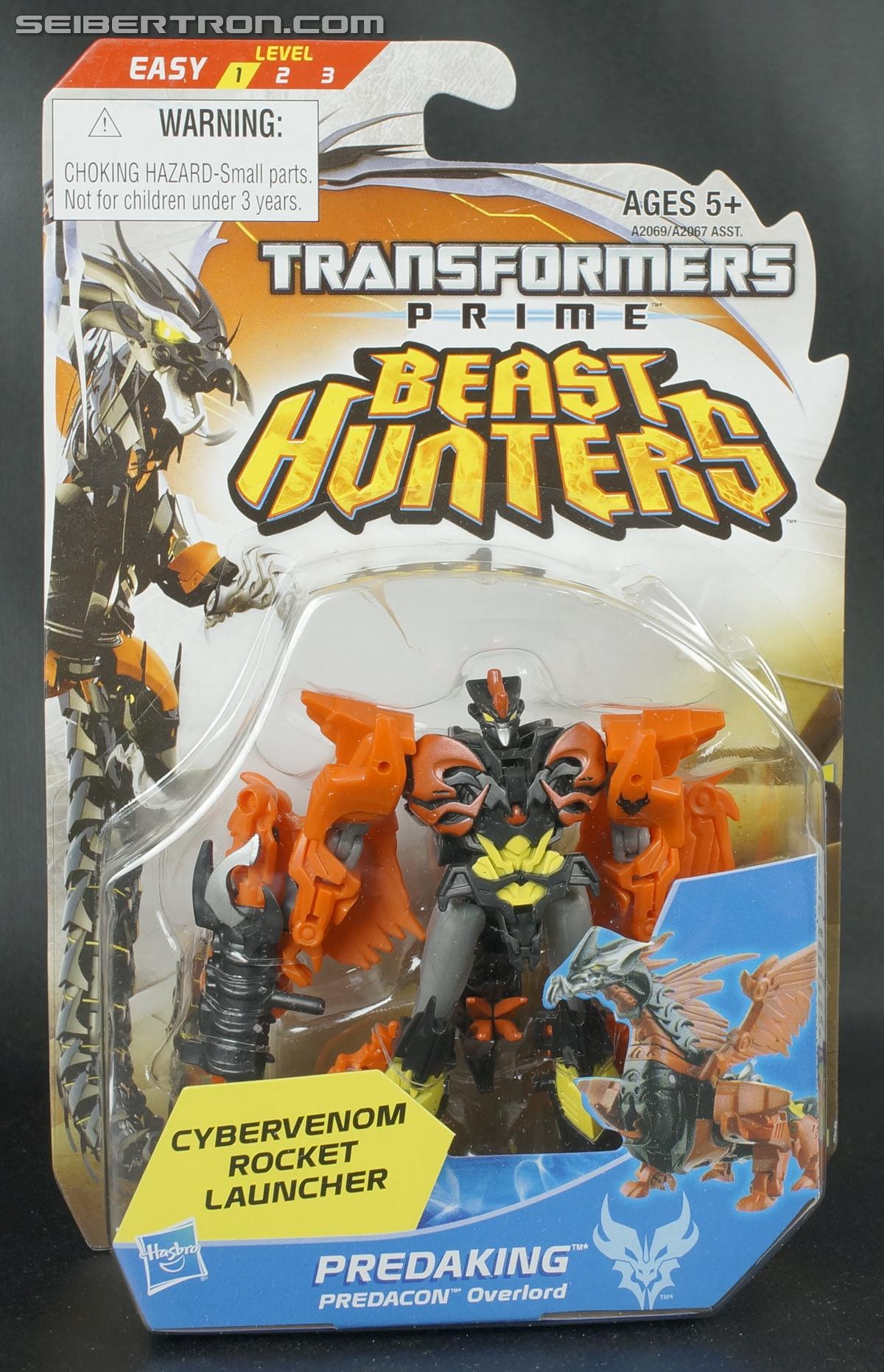 Transformers Prime Beast Hunters Cyberverse Predaking (Image #1 of 102)