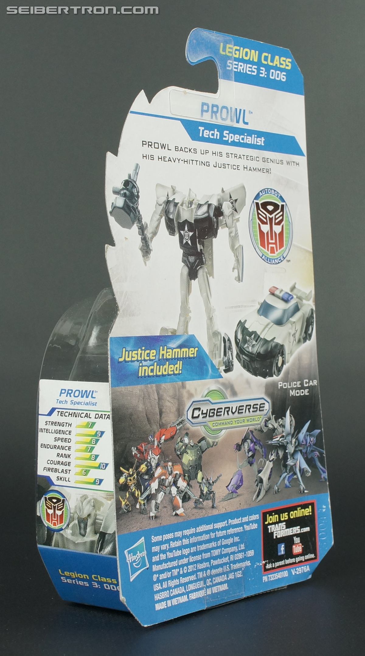 Transformers Prime Beast Hunters Cyberverse Prowl (Image #7 of 87)