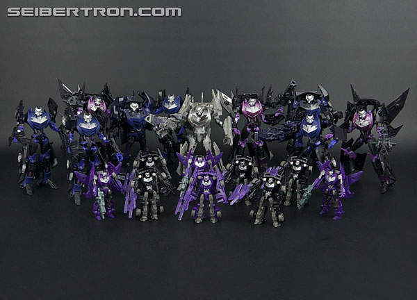 New Seibertron Galleries: Beast Hunters Legion Air Vehicon, Takara EZ-SP2 Vehicon, Hasbro First