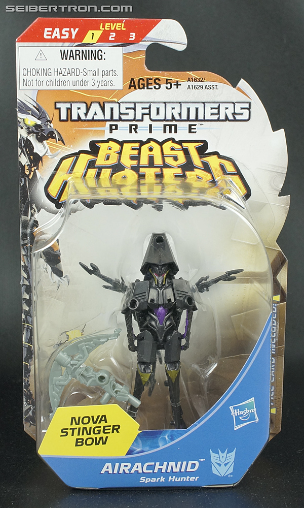 Transformers Prime Beast Hunters Cyberverse Airachnid (Image #1 of 93)
