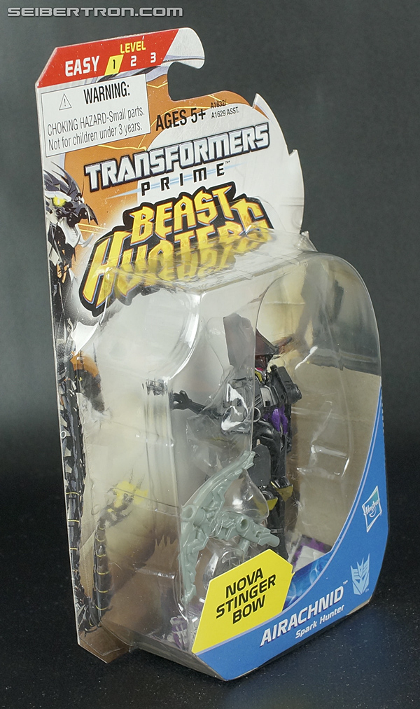Transformers Prime Beast Hunters Cyberverse Airachnid (Image #3 of 93)