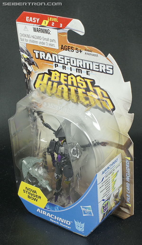 Transformers Prime Beast Hunters Cyberverse Airachnid (Image #9 of 93)
