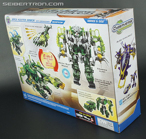 Transformers Prime Beast Hunters Cyberverse Apex Hunter Armor (Image #6 of 96)