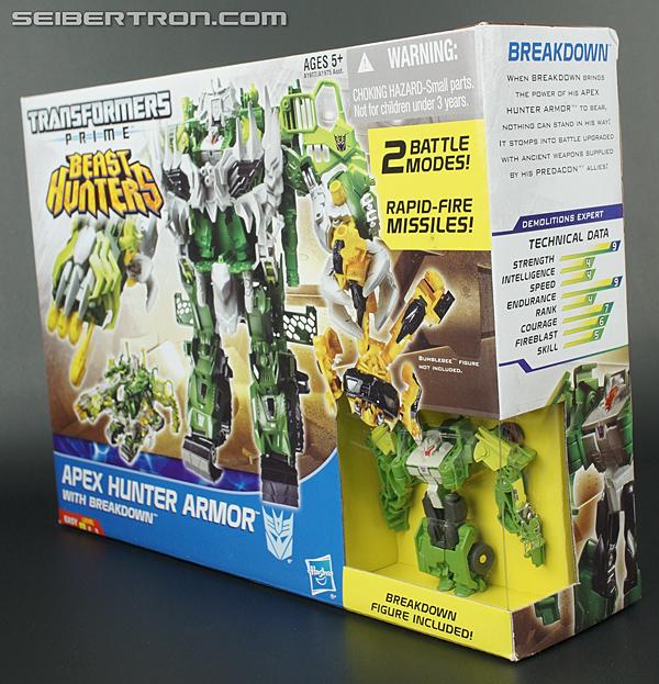 Transformers Prime Beast Hunters Cyberverse Apex Hunter Armor (Image #12 of 96)