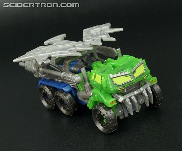 Transformers News: New Galleries: Beast Hunters Cyberverse Huffer and Beast Blade Optimus Prime
