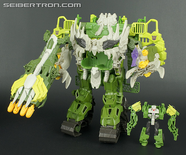 Transformers Prime Beast Hunters Cyberverse Breakdown (Apex Hunter Armor) (Image #4 of 96)