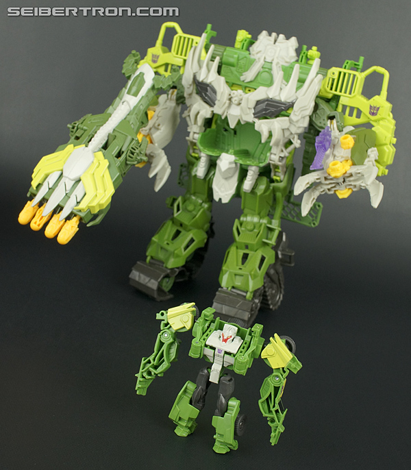 Transformers Prime Beast Hunters Cyberverse Breakdown (Apex Hunter Armor) (Image #5 of 96)