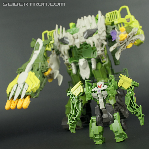 Transformers Prime Beast Hunters Cyberverse Breakdown (Apex Hunter Armor) (Image #7 of 96)