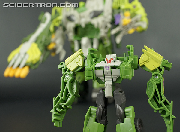 Transformers Prime Beast Hunters Cyberverse Breakdown (Apex Hunter Armor) (Image #9 of 96)
