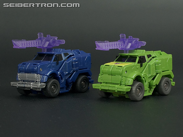 Transformers Prime Beast Hunters Cyberverse Breakdown (Apex Hunter Armor) (Image #36 of 96)