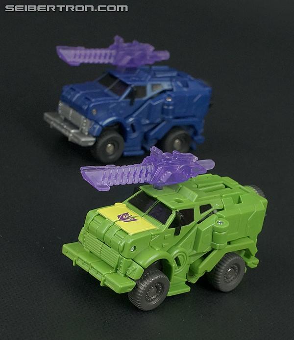 Transformers Prime Beast Hunters Cyberverse Breakdown (Apex Hunter Armor) (Image #37 of 96)