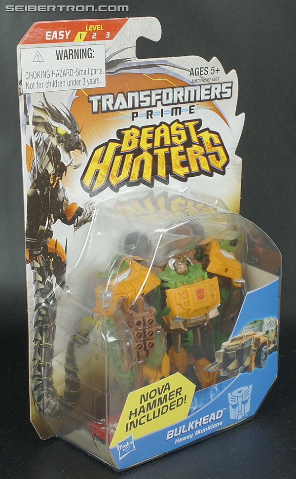 Transformers Prime Beast Hunters Cyberverse Bulkhead (Image #3 of 112)