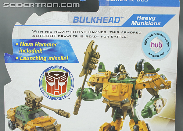 Transformers Prime Beast Hunters Cyberverse Bulkhead (Image #5 of 112)