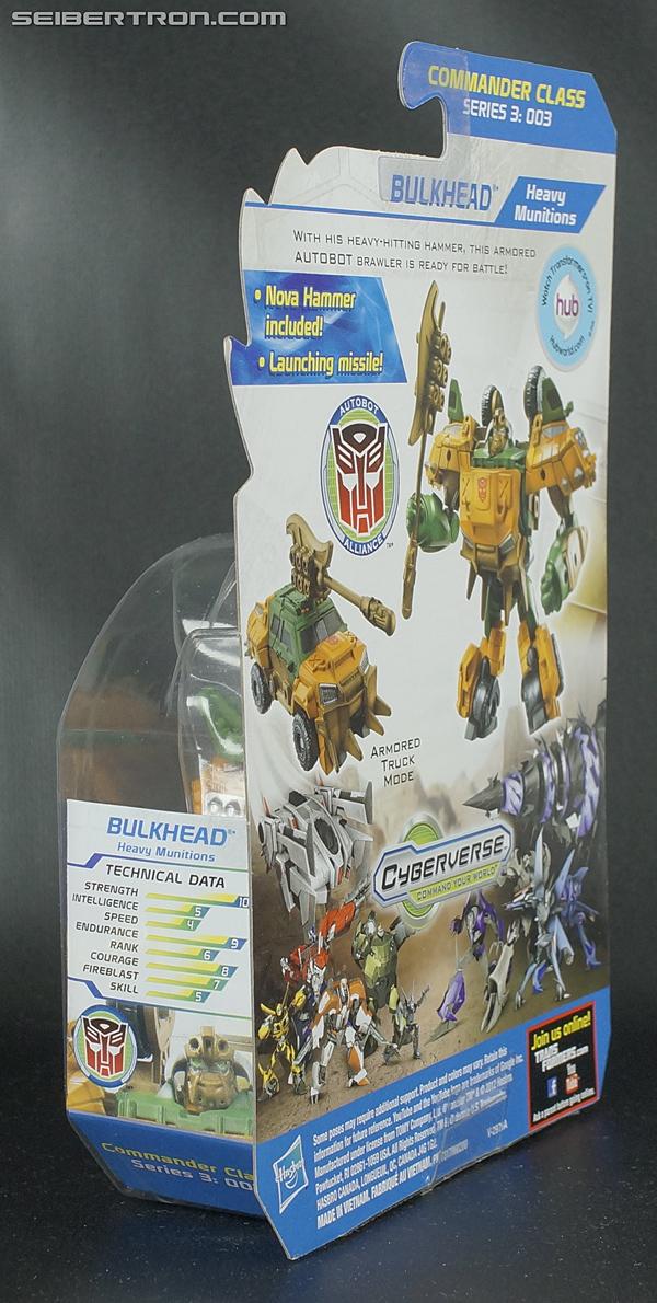 Transformers Prime Beast Hunters Cyberverse Bulkhead (Image #6 of 112)