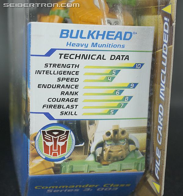 Transformers Prime Beast Hunters Cyberverse Bulkhead (Image #7 of 112)