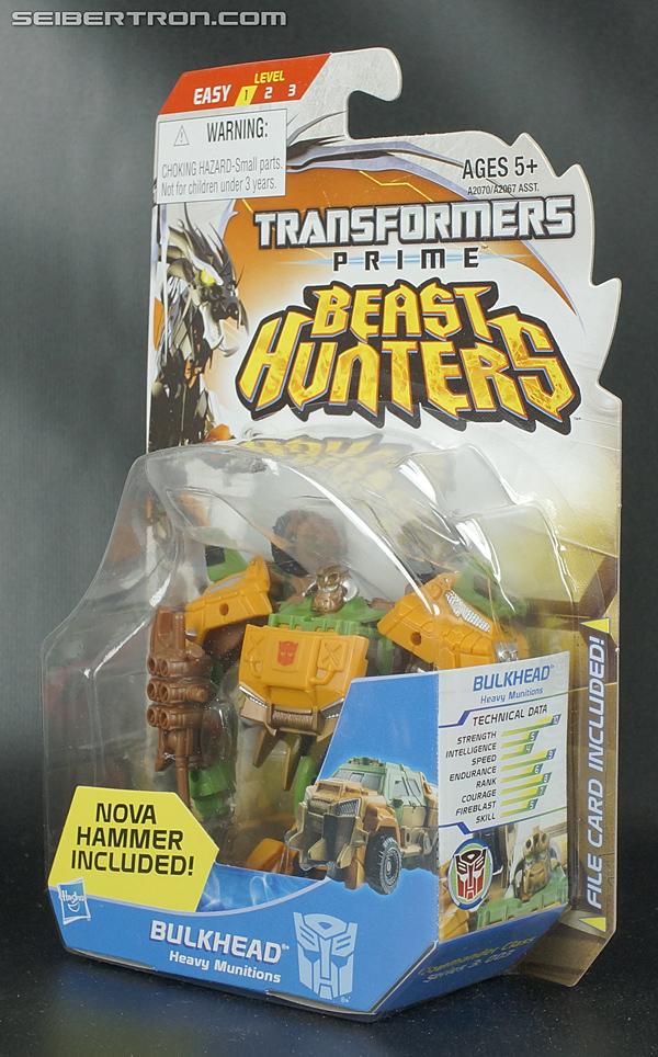 Transformers Prime Beast Hunters Cyberverse Bulkhead (Image #8 of 112)