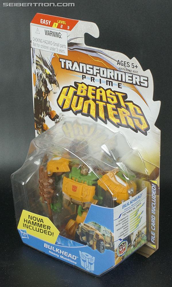Transformers Prime Beast Hunters Cyberverse Bulkhead (Image #9 of 112)