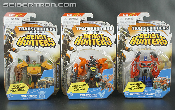 Transformers Prime Beast Hunters Cyberverse Bulkhead (Image #12 of 112)