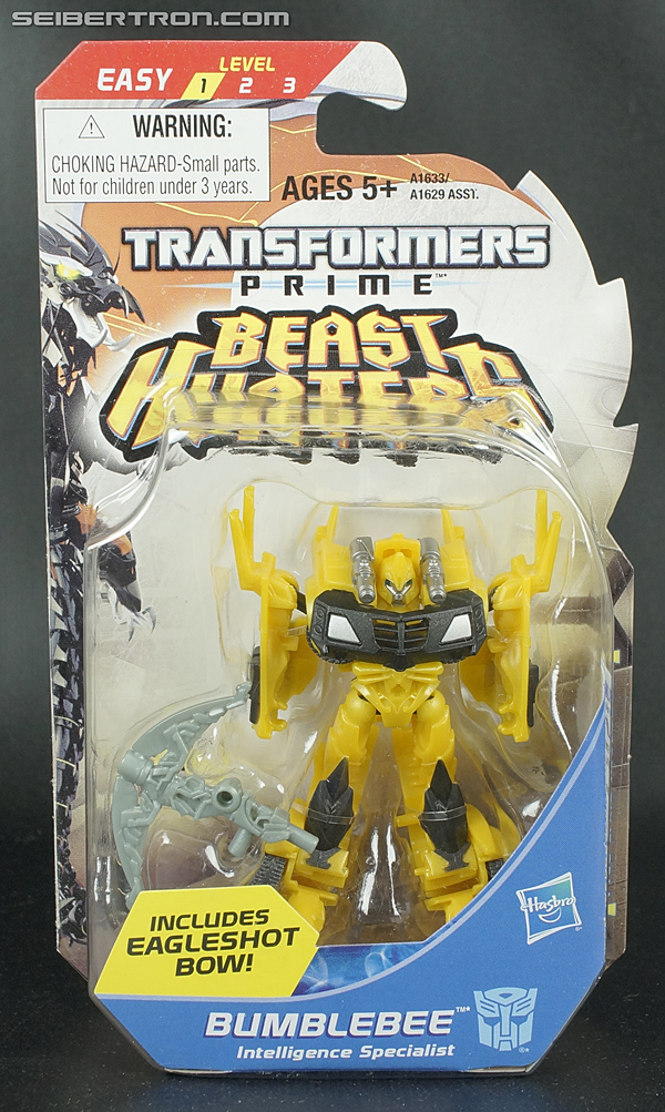 Transformers Prime Beast Hunters Cyberverse Bumblebee (Image #1 of 109)