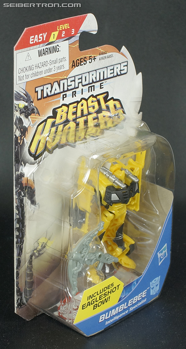 Transformers Prime Beast Hunters Cyberverse Bumblebee (Image #3 of 109)