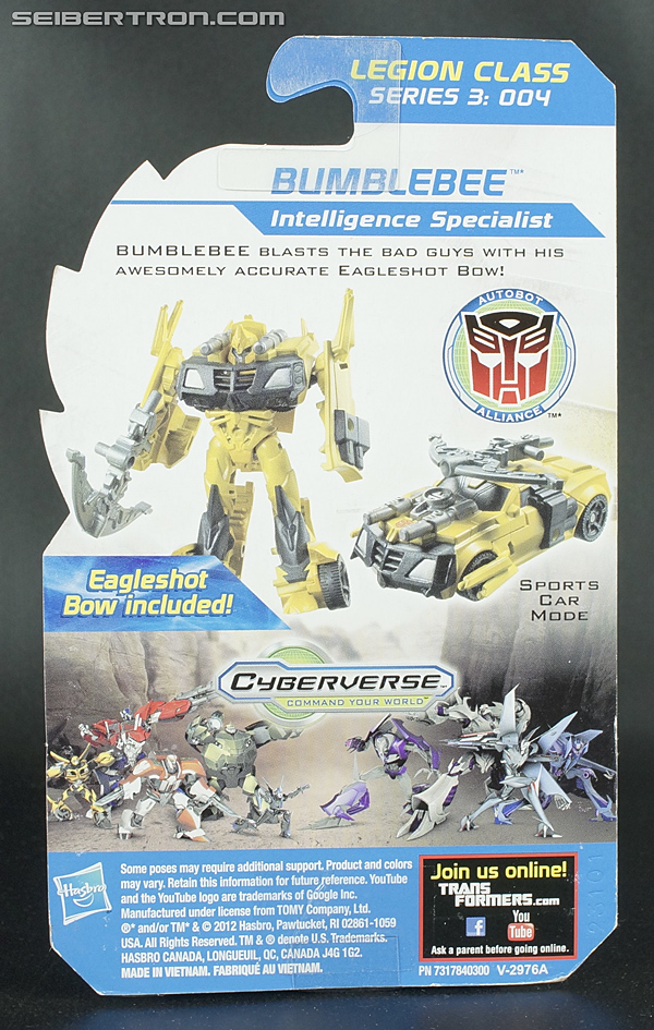 Transformers Prime Beast Hunters Cyberverse Bumblebee (Image #4 of 109)