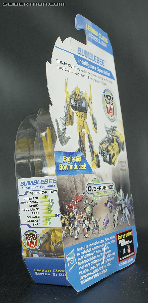 Transformers Prime Beast Hunters Cyberverse Bumblebee (Image #6 of 109)