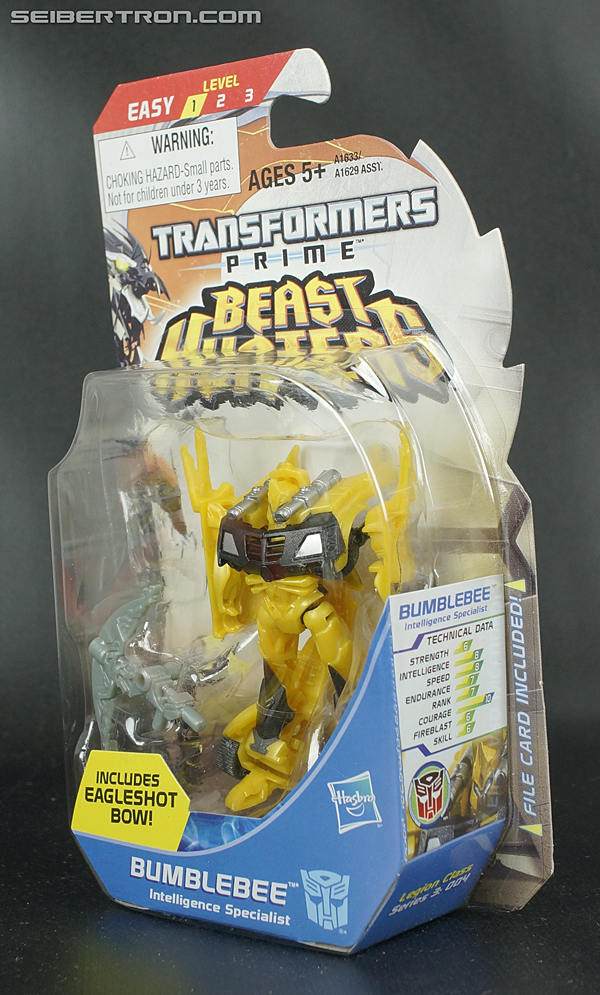 Transformers Prime Beast Hunters Cyberverse Bumblebee (Image #8 of 109)