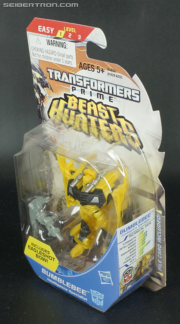 Transformers Prime Beast Hunters Cyberverse Bumblebee (Image #9 of 109)