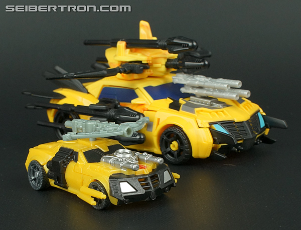 Transformers Prime Beast Hunters Cyberverse Bumblebee (Image #43 of 109)