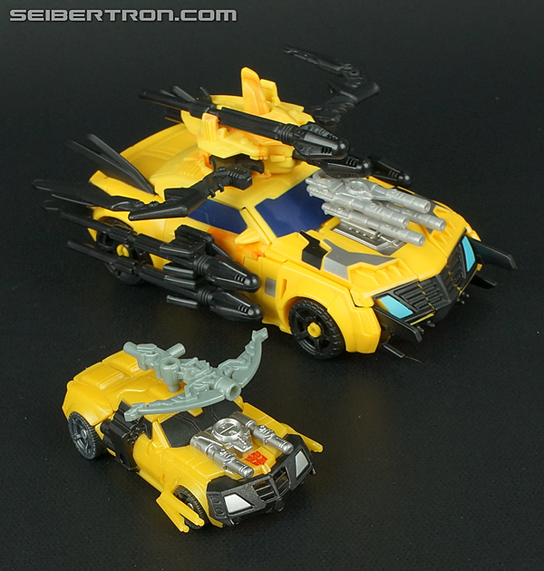 Transformers Prime Beast Hunters Cyberverse Bumblebee (Image #44 of 109)