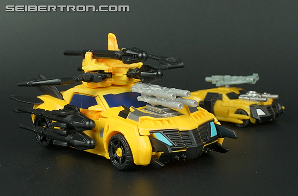 Transformers Prime Beast Hunters Cyberverse Bumblebee (Image #46 of 109)