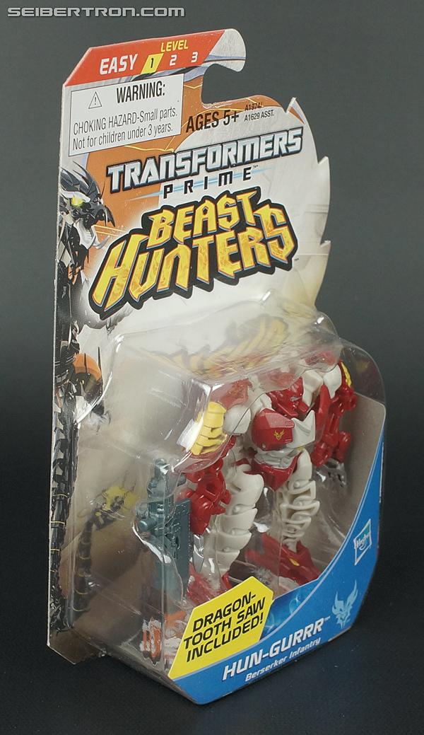 Transformers Prime Beast Hunters Cyberverse Hun-Gurrr (Image #3 of 115)