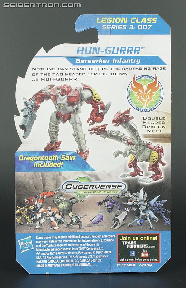 Transformers Prime Beast Hunters Cyberverse Hun-Gurrr (Image #4 of 115)