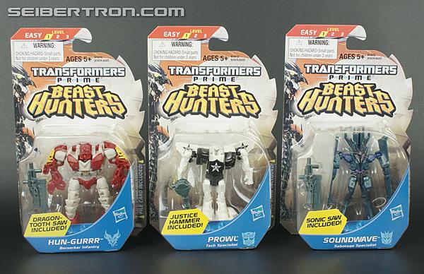 Transformers Prime Beast Hunters Cyberverse Hun-Gurrr (Image #12 of 115)