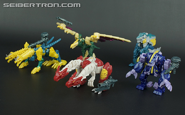 Transformers Prime Beast Hunters Cyberverse Hun-Gurrr (Image #45 of 115)