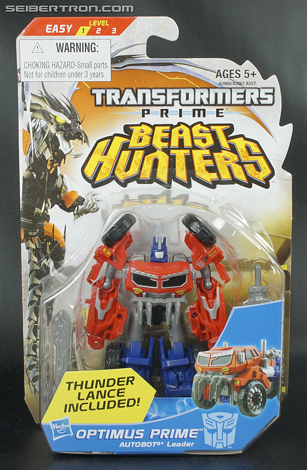 Transformers Prime Beast Hunters Cyberverse Optimus Prime (Image #1 of 100)