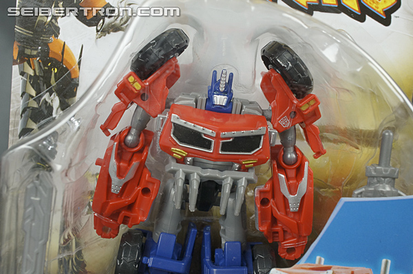 Transformers Prime Beast Hunters Cyberverse Optimus Prime (Image #2 of 100)