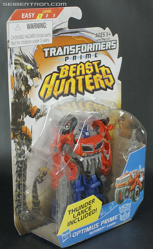 Transformers Prime Beast Hunters Cyberverse Optimus Prime (Image #3 of 100)