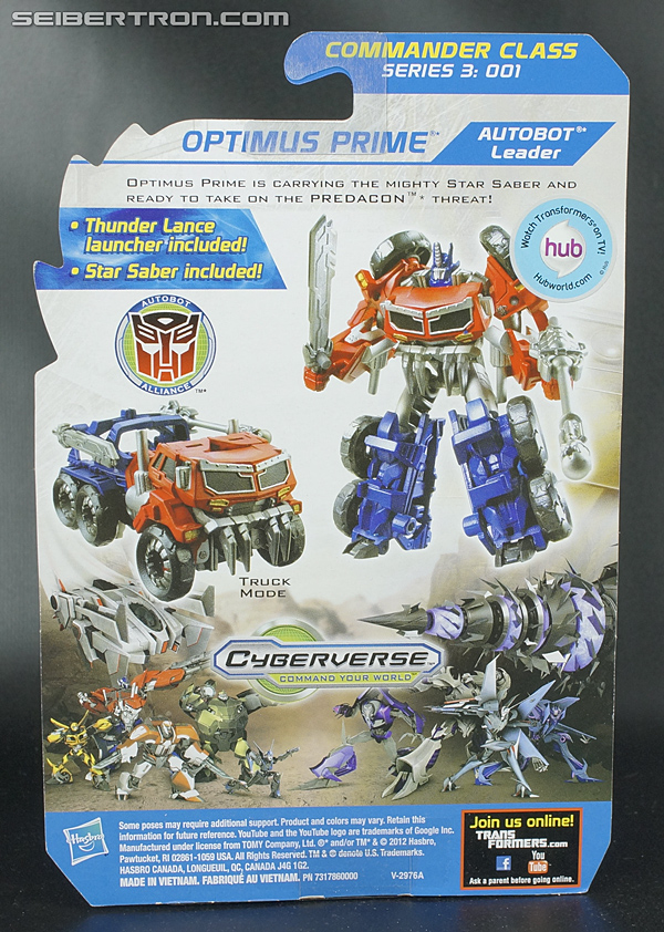 Transformers Prime Beast Hunters Cyberverse Optimus Prime (Image #4 of 100)