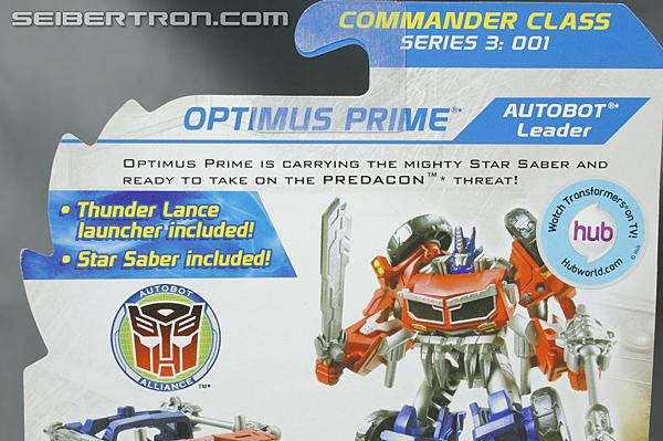 Transformers Prime Beast Hunters Cyberverse Optimus Prime (Image #5 of 100)