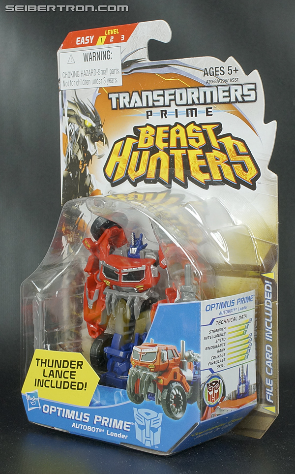 Transformers Prime Beast Hunters Cyberverse Optimus Prime (Image #8 of 100)