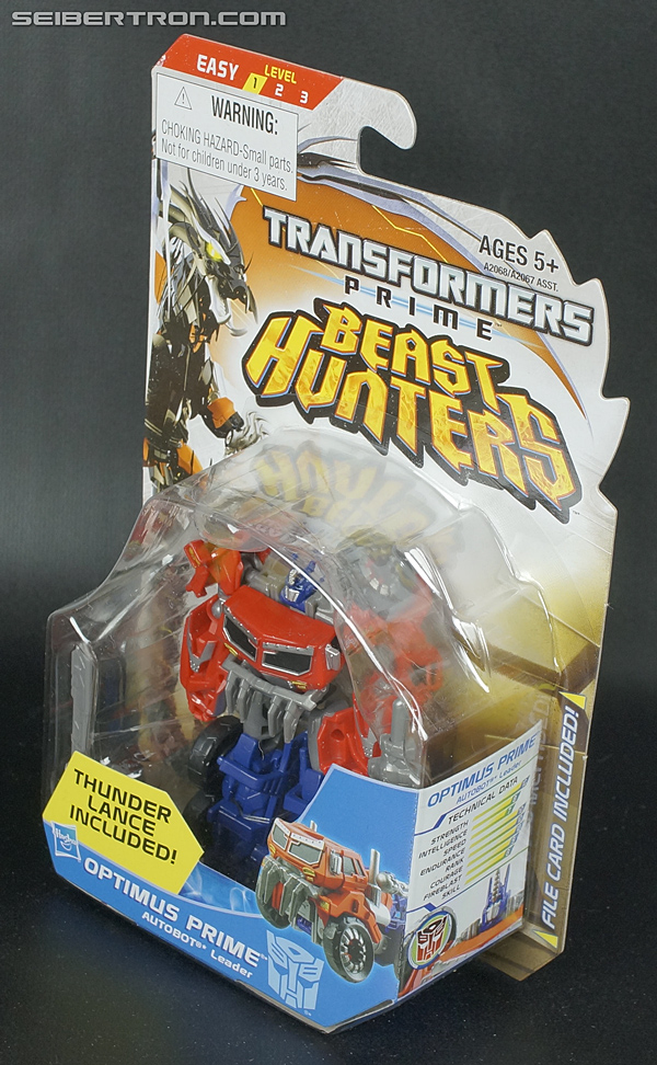 Transformers Prime Beast Hunters Cyberverse Optimus Prime (Image #9 of 100)