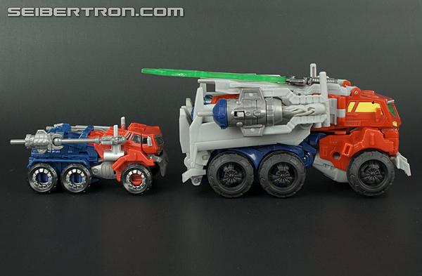 Transformers Prime Beast Hunters Cyberverse Optimus Prime (Image #28 of 100)