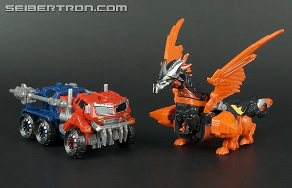 Transformers Prime Beast Hunters Cyberverse Optimus Prime (Image #29 of 100)