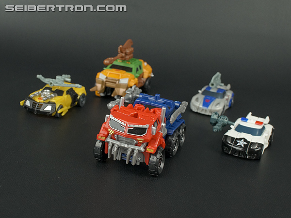 Transformers Prime Beast Hunters Cyberverse Optimus Prime (Image #33 of 100)