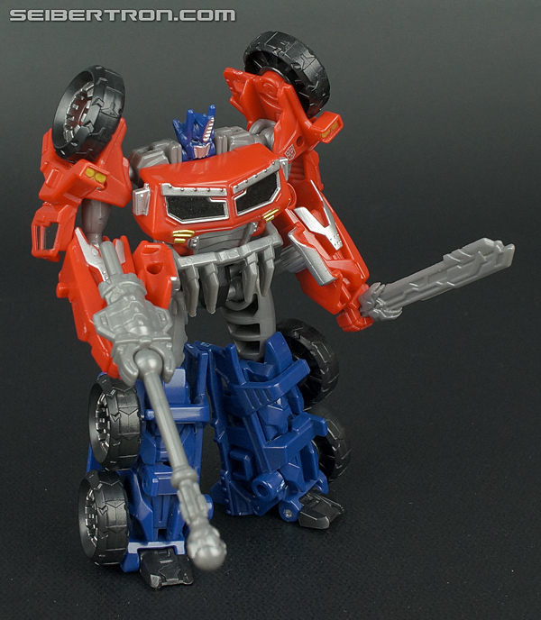 Transformers Prime Beast Hunters Cyberverse Optimus Prime (Image #42 of 100)