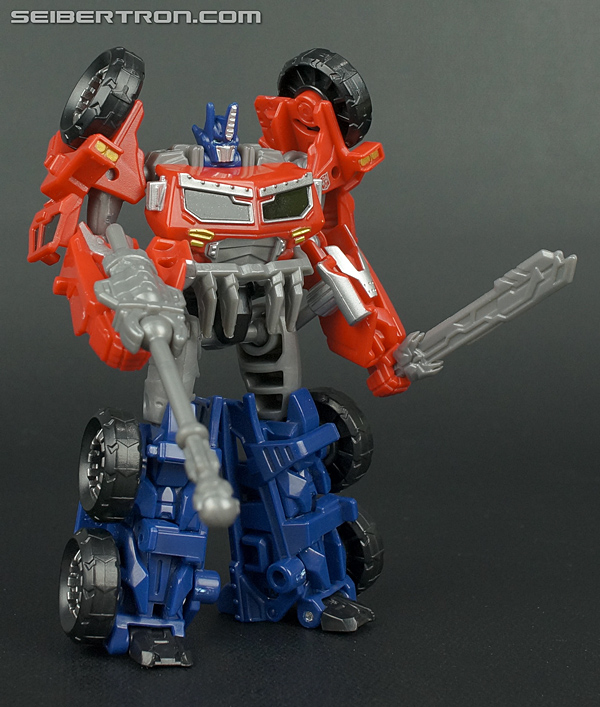Transformers Prime Beast Hunters Cyberverse Optimus Prime (Image #43 of 100)