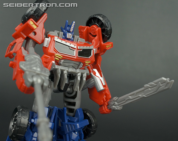 Transformers Prime Beast Hunters Cyberverse Optimus Prime (Image #44 of 100)